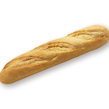 Stokbrood bakker wit