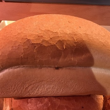 Wit brood groot