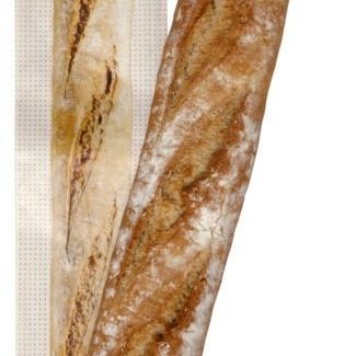 Stokbrood afbak grof