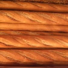 Stokbrood afbak wit